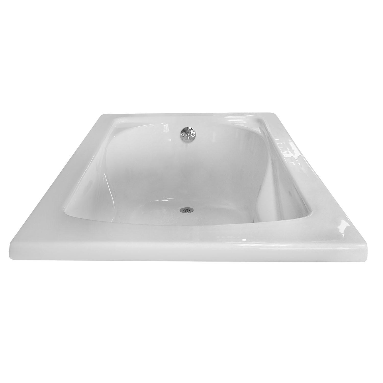 Sr6036 60 X 36 Rectangle Drop In Soaking Bathtub