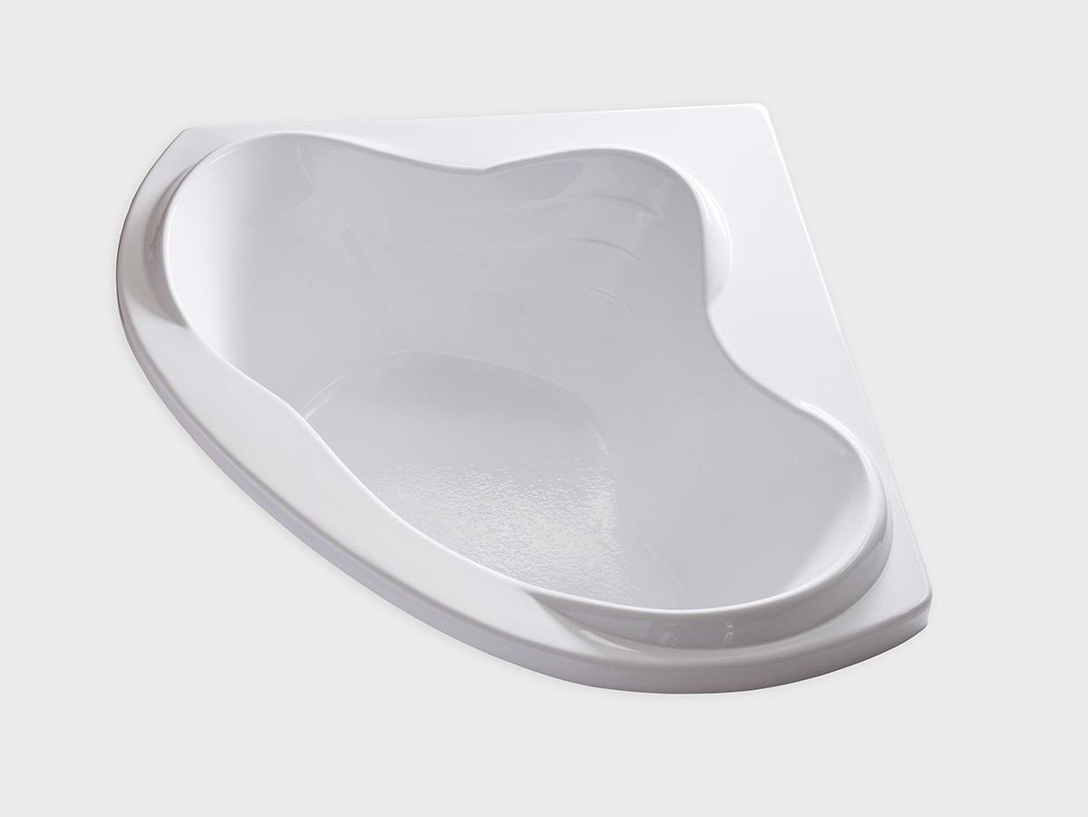 Jt6060 60 X 60 Corner Drop In Soaking Bathtub Carver