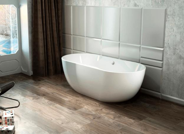 Aiden 65 Freestanding Soaking Tub