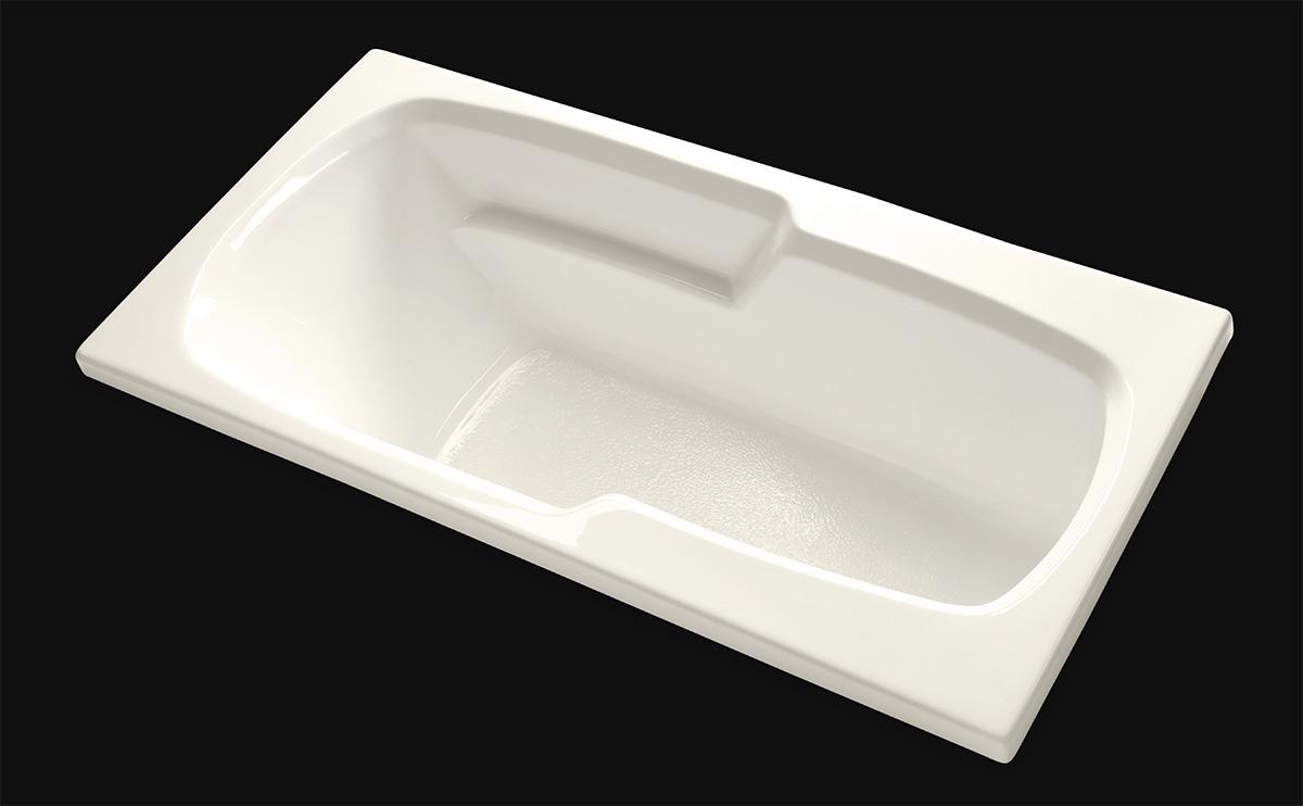Ar6532 65 Quot X 32 Quot Rectangle Drop In Soaking Bathtub