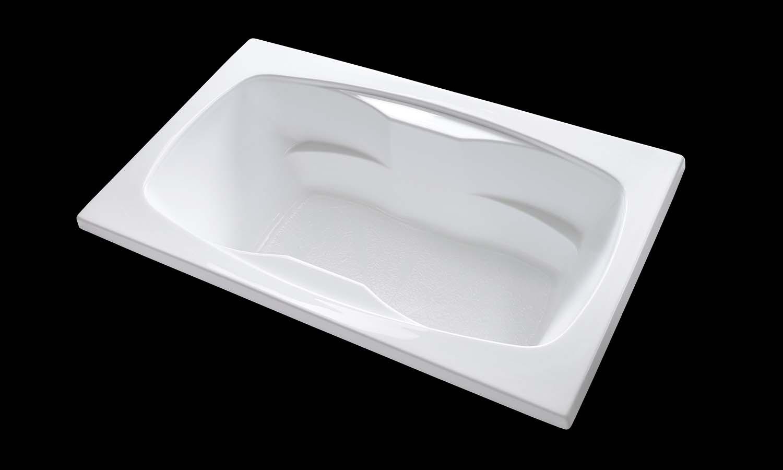 Ar7242 72 X 42 Bathtub Rectangle Drop In Soaking Carver Tubs