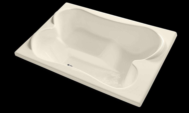 TPL7248 – 72″ x 48″ Rectangle Drop In Soaking Bathtub - Carver Tubs