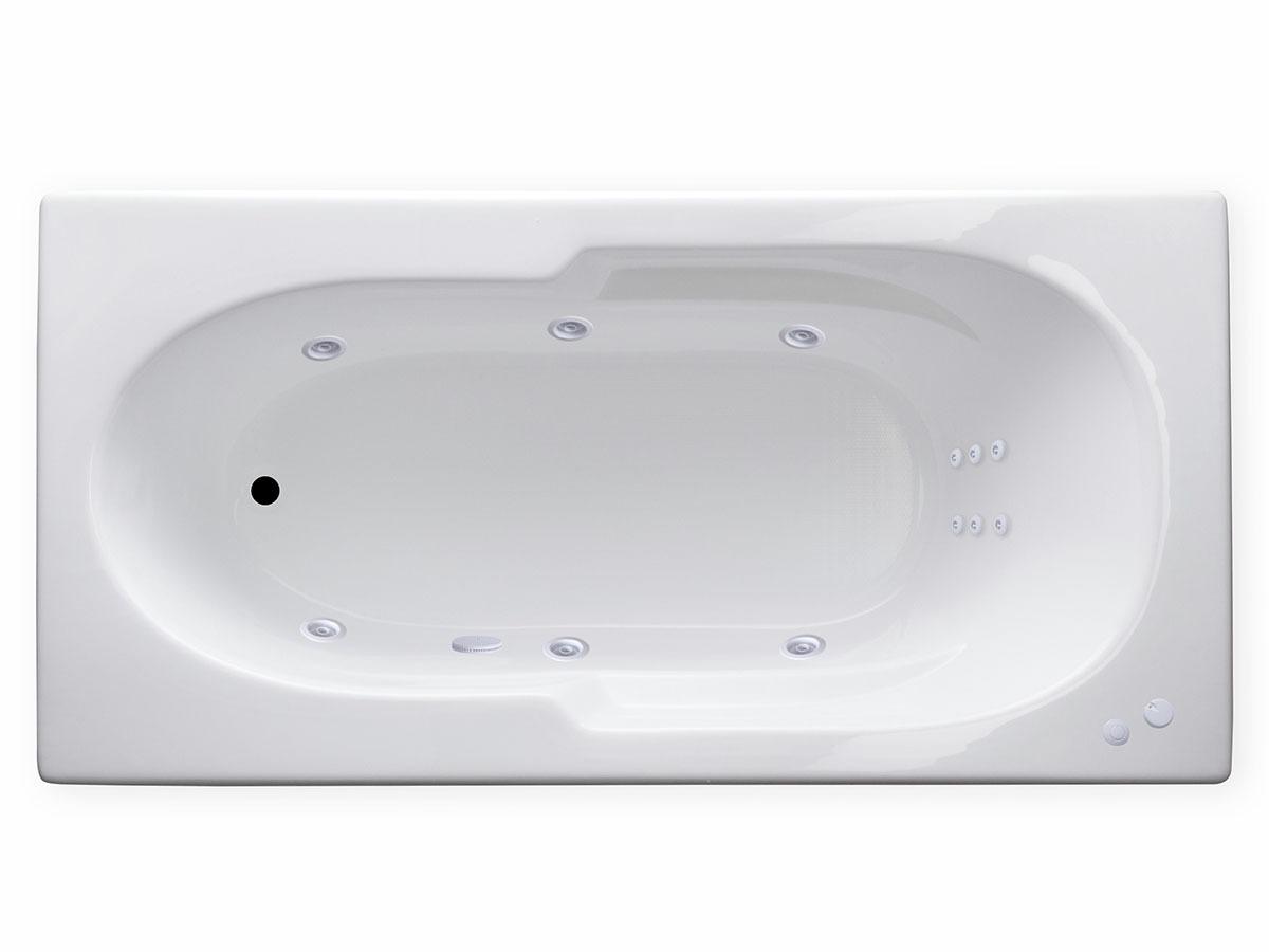 Ar7236 72 Quot X 36 Quot 12 Jet Whirlpool Bathtub W Heater